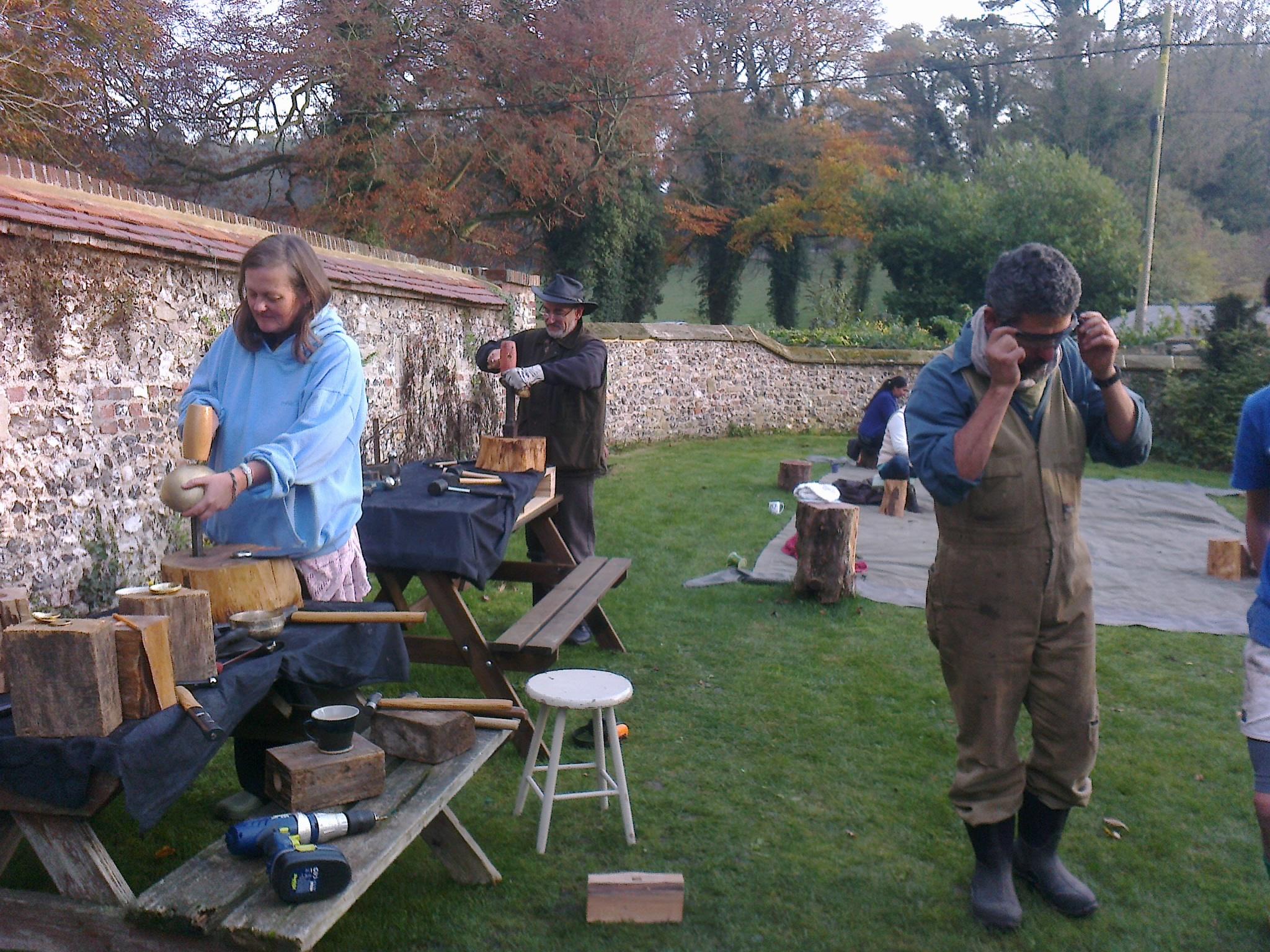 autumn workshop
