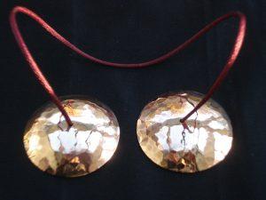 Divinity - large bronze tingsha